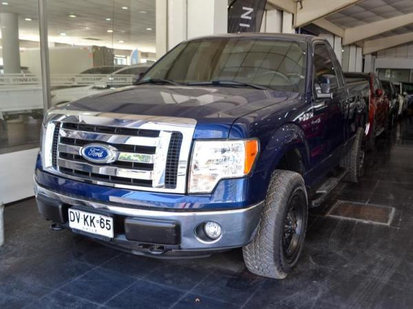 Ford F-150 XLT 4X4 3.7 AT año 2012