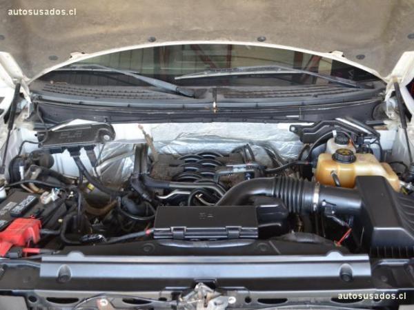 Ford F-150 XLT 4X4 año 2012