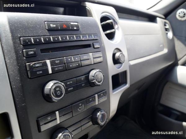 Ford F-150 XLT 3.7 año 2012