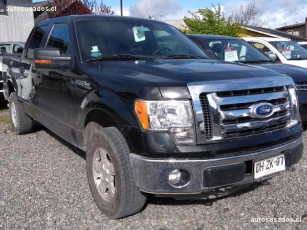 Ford F-150 F150 XLT 4X4 5.0 año 2012