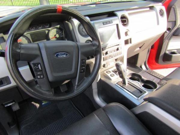 Ford F-150 F-150 6.2 SVT Raptor Supe año 2012