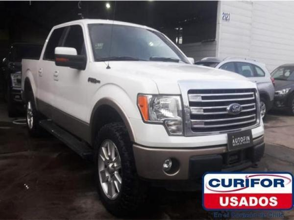 Ford F-150 LARIAT 5.0 año 2013