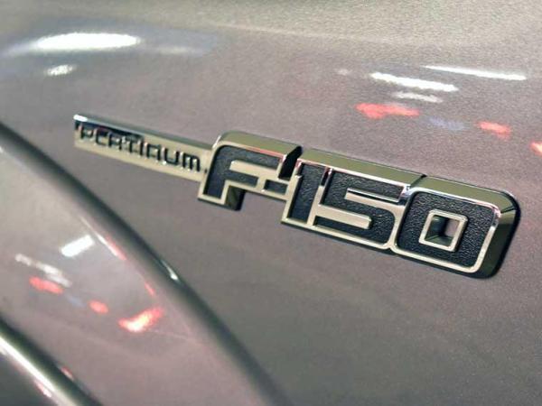 Ford F-150 PLATINUM 4X4 DUEÑO año 2013