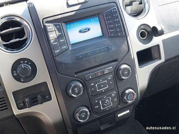Ford F-150 5.0 XLT 4X4 año 2013
