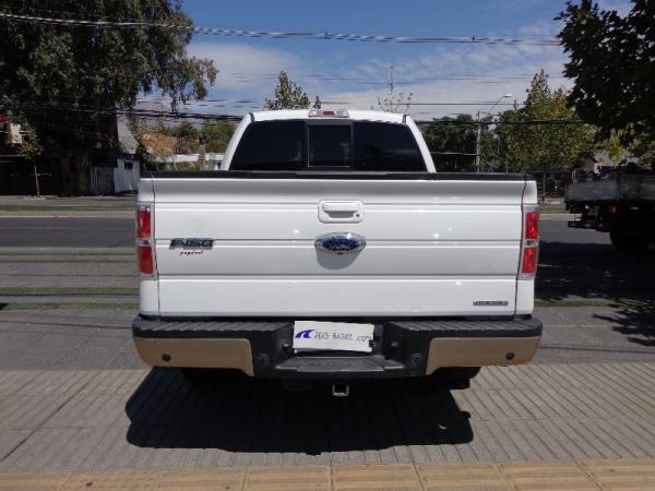 Ford F-150 LARIAT año 2013