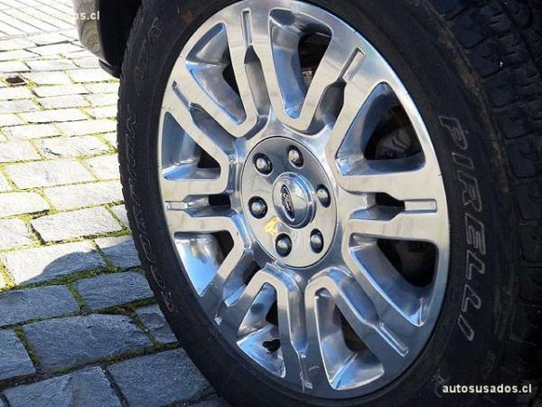 Ford F-150 PLATINUM CC 3.5L 4X4 año 2014