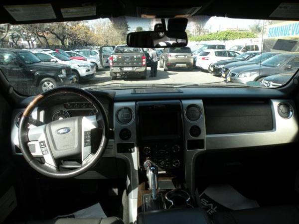 Ford F-150 F150 PLATINUM 4X4 3.5 año 2014