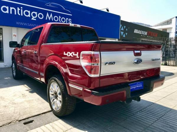 Ford F-150 PLATINUM ECOBOOST 4x4 año 2014