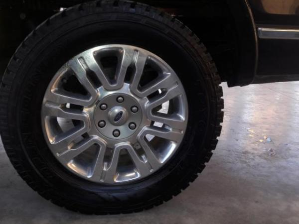 Ford F-150 PLATINIUM 4X4 año 2014