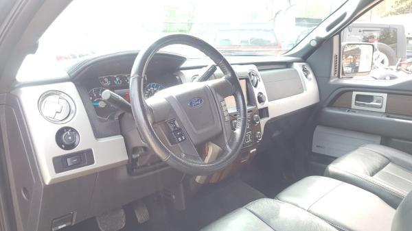 Ford F-150 5.0 Double Cab Lariat año 2014