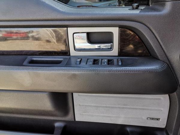 Ford F-150 PLATINUM 3.5 4X4 año 2014