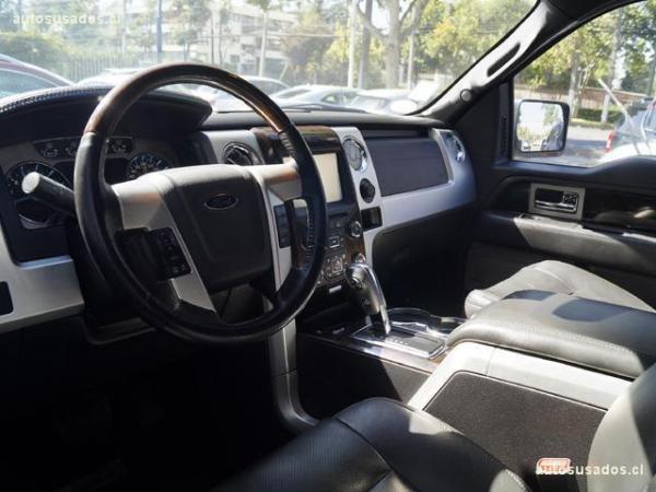 Ford F-150 PLATINUM 4X4 3.5L año 2014
