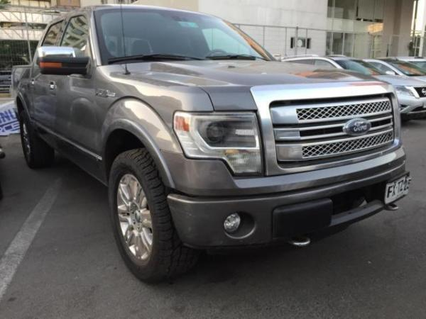 Ford F-150 PLATINIUM 3.5 ECOBOOST 4X año 2014
