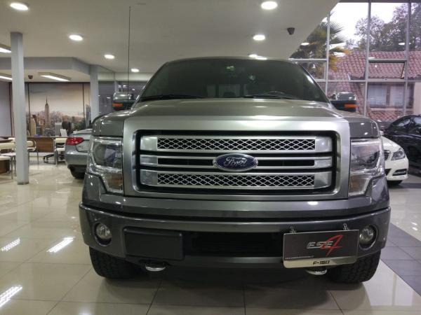 Ford F-150 Platinum Ecoboost 4WD año 2014