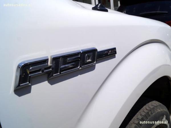Ford F-150 XLT 3.7 4X2 año 2015