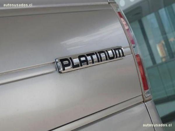 Ford F-150 PLATINUM 3.5 4X4 año 2015