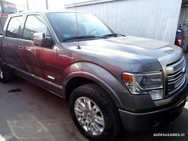 Ford F-150 PLATINUM año 2015