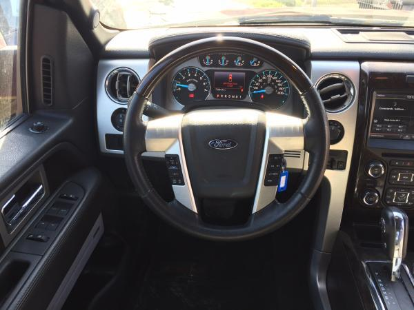 Ford F-150 PLATINUM ECOBOOTS año 2015