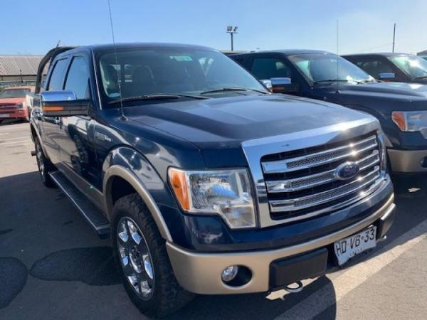 Ford F-150 LARIAT año 2015