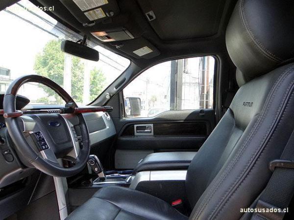 Ford F-150 PLATINUM D. 4X4 DESC. año 2015