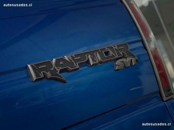 Ford F-150 RAPTOR DCAB 4X4 6.2 año 2015