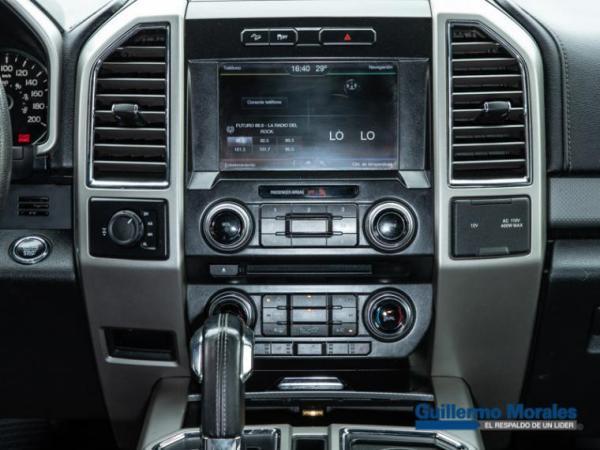 Ford F-150 F150 LARIAT 4X4 5.0 año 2015