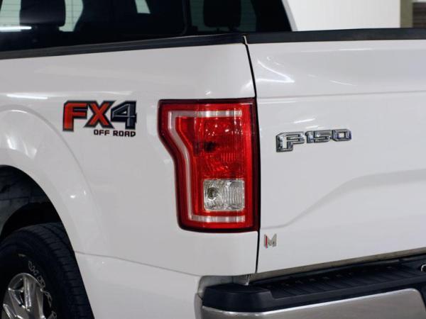 Ford F-150 XLT 5.0 4X4 año 2016