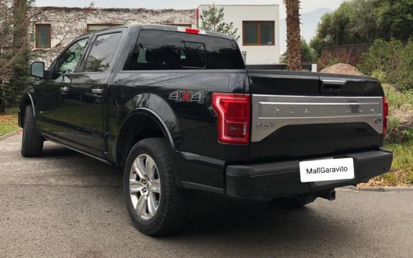 Ford F-150 Platinum Auto Ecoboost 4W año 2016