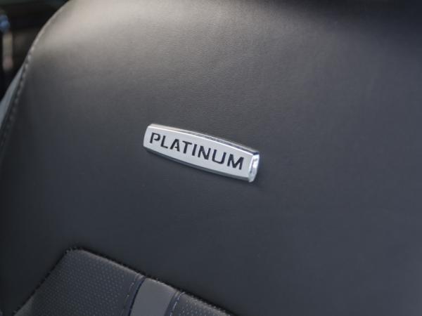 Ford F-150 PLATINUM 4X4 año 2016