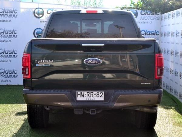 Ford F-150 LARIAT LUXURY año 2016