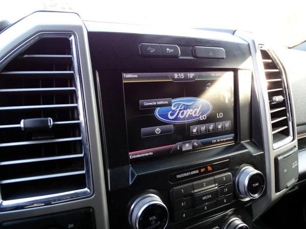Ford F-150 LARIAT LUXURY 4X4 año 2017