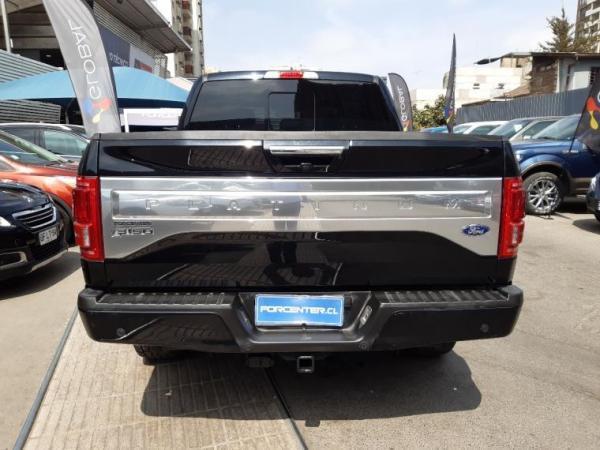 Ford F-150 4X4 PLATINIUM ECOBOOST año 2017