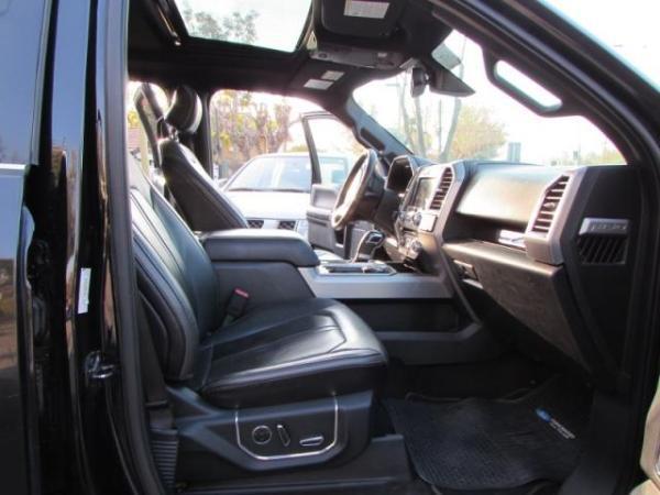 Ford F-150 PLATINUM 3.5 4X4 año 2017