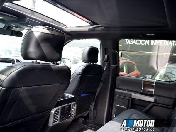 Ford F-150 F150 Platinum 4x4 3.5 año 2018