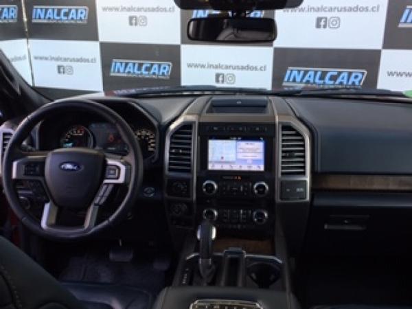 Ford F-150 F 150 LTD 4X4 3.5 año 2019