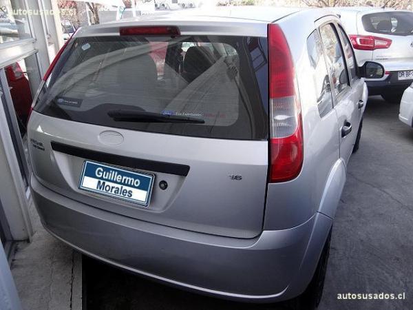 Ford Fiesta  año 2005
