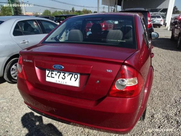 Ford Fiesta  año 2006
