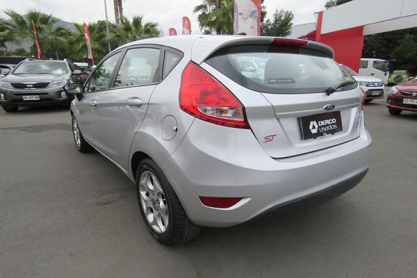 Ford Fiesta ASES año 2011
