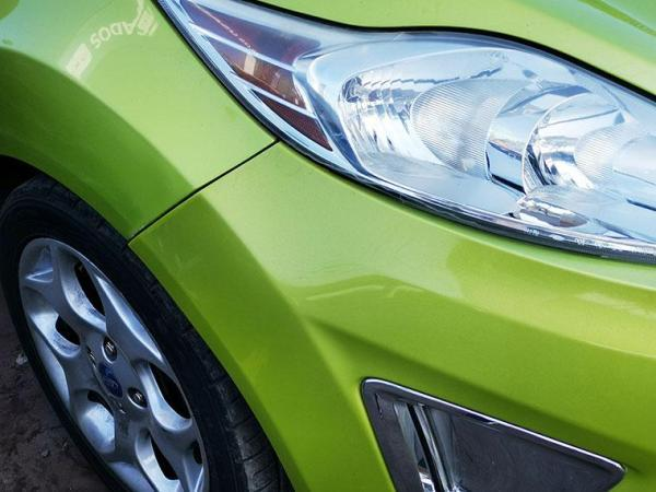 Ford Fiesta 5DR 1.6 SES año 2012