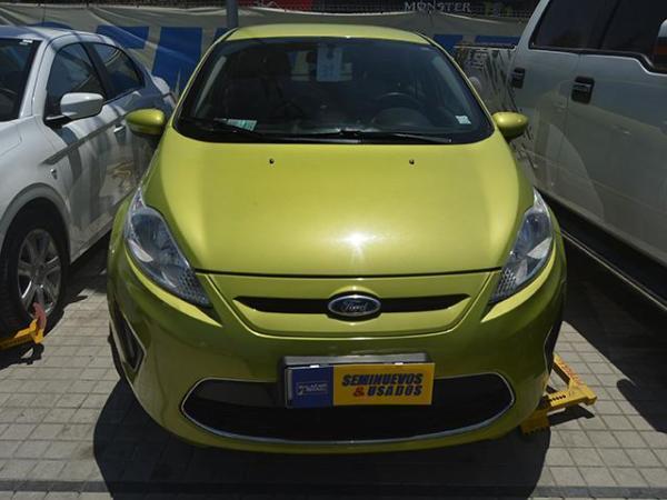 Ford Fiesta New Fiesta 1.6 año 2013