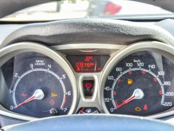 Ford Fiesta SE MT año 2013