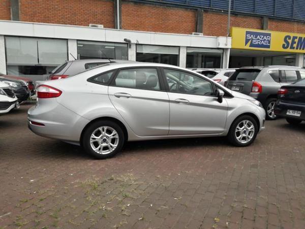 Ford Fiesta Fiesta 1.6 año 2014