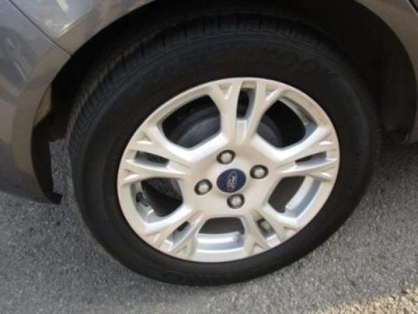 Ford Fiesta  año 2014