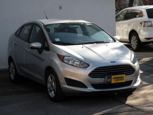 Ford Fiesta Fiesta 1.6 año 2015