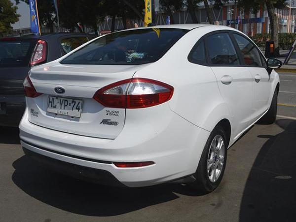 Ford Fiesta FIESTA 1.6 año 2016