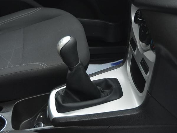 Ford Fiesta Fiesta 1.6 año 2017