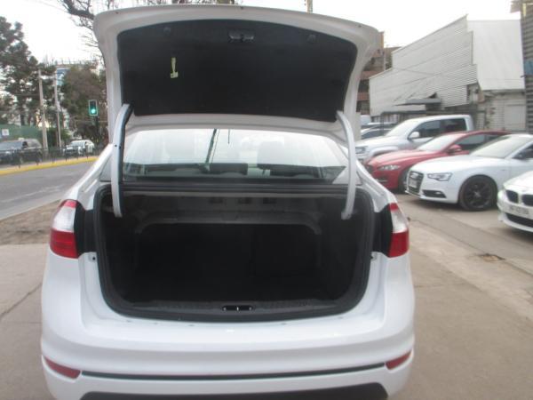 Ford Fiesta 1.6 año 2018