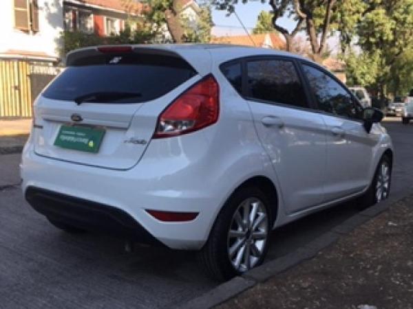 Ford Fiesta FIESTA MT 1.6 año 2019