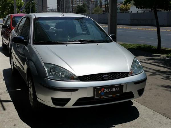 Ford Focus LX 1.6 año 2007