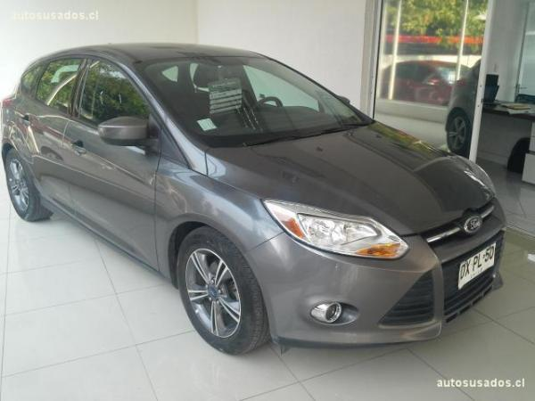 Ford Focus NEW HATCHBACK 2.0 año 2012